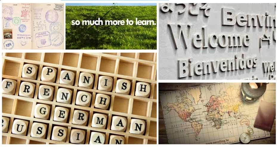 language-vision web