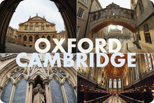 oxbridge profile 1